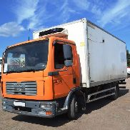 MAN TGL 12.180 refrigerated truck