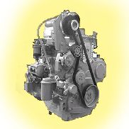 Engine for LIEBHERR D 836, D 846, D 846 TI excavator