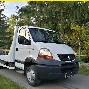 RENAULT MASTER tow truck