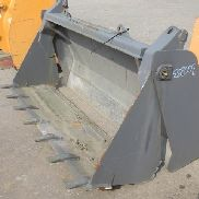 New CASE 1840 front loader bucket
