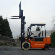 Electric forklift Heli CPD30