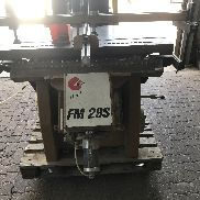 AUTOMATIC BORING MACHINE SCM FM 29S