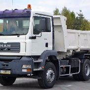 MAN TGA 26.310 Kipper * 6x4 * Bordmatik!