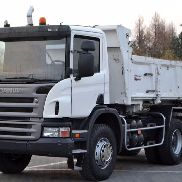 Scania P380 * Kipper 5,20 m * 6x4 * Bordmatik!