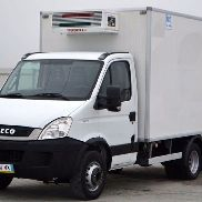 Iveco Daily 60C15 Kühlkoffer 3,70 m Top Zustand!