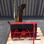 Used KÖPPL KC 70 snow blower - very good condition