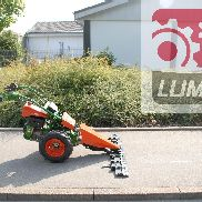 Agria 5500 KL Grizzly Premium equipment carrier beam mower