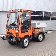 Holder C240 ​​C 240 municipal tractor with winter service equipment