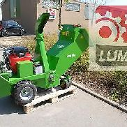 Agria 7500 TH120 Wood chipper with hydraulic drive