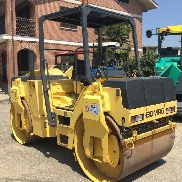BW 144 AD-2 Bomag - Used tandem rollers