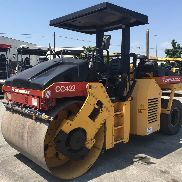 Dynapac CC 422C - used combi roller