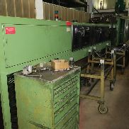 Multi-spindle lathe used SCHUTTE SF 42