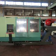 CNC lathe used 2 axes GRAZIANO GR400C