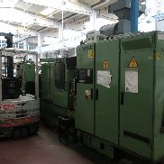 Multi-spindle lathe used SCHUTTE SF 26 DNT cnc