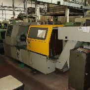 CNC lathe used 2 axes PPL Galaxy NS with bar loader