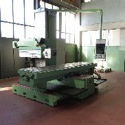 fixed bench milling machine used cnc DEBER BTM 3500