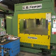 Vertical machining center CB Ferrari B15 used