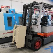 Electric forklift OM E 40 N used