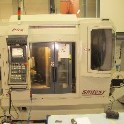 5-axis milling machine CNC lathe multitasking Sintesy Gold TT600