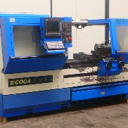 Teach in Drehmaschine 300 x 1500 mm ECOCA