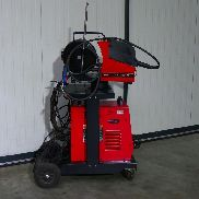 Lincoln Invertec with FEED 30 - 225 Amp TTS + DC Welding