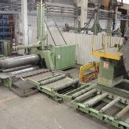 Haeusler 4 Trecker bender 3000 x 110 mm