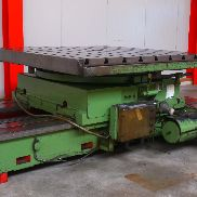 Scharmann Rotary table 2000 x 2000 x 15 T