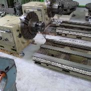 Zerbst 3 bed way lathe 1400 x 5000 mm