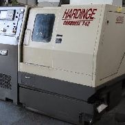 Hardinge Conquest T42 with Driven Tooling