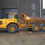 VOLVO A 25 D - RNT - DT16031504