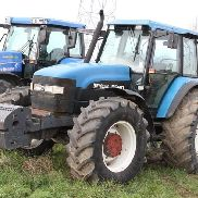 NEW HOLLAND 8560 DT - RM16110701