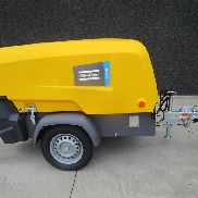 ATLAS COPCO XAS 58 KD - N WHEELS NEW - NP17071303