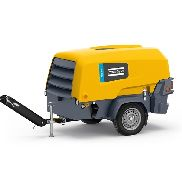 ATLAS COPCO XAS 68 KD WHEELS NEU - MODEL331