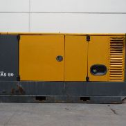 Atlas Copco QAS 60 FIRE DAMAGE - G13052912