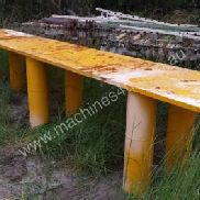 STEEL BENCH'S - Stainless Steel Benching
