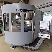 Vertical machining center DMU 60T