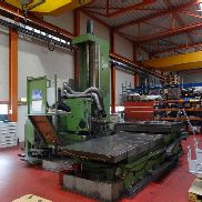 Horizontal boring machine TOS WHN13.4B