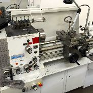 Train and lathe Weiler Condor B