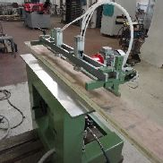 SLIDING BORING MACHINE PNEUMATIC