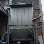 DUST COLLECTOR WITH DOWN UNLOAD