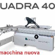 PANEL SAW GRIGGIO QUADRA 400 CE