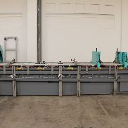 POSTFORMING MACHINE EDGETECH PF 150