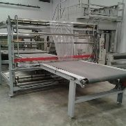 RETRACTABLE WRAPPING MACHINE