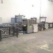 WRAPPING PACKING MACHINE FOR PROFILES BRAND CMB MODEL ERL-30