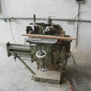 END CUT OFF, MOULDING & BORING MACHINE NIPUER 17