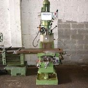 Milling Machine F10V Holke