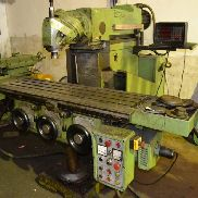 ZAYER milling machine 1000AM