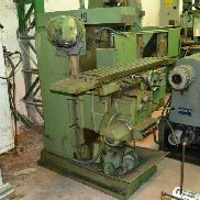 Milling machine CME FU2