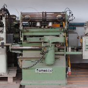 Omec 750 dovetail machine