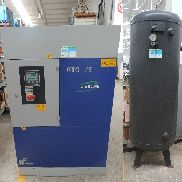 Compressor Ciata RTC75 with Deposit